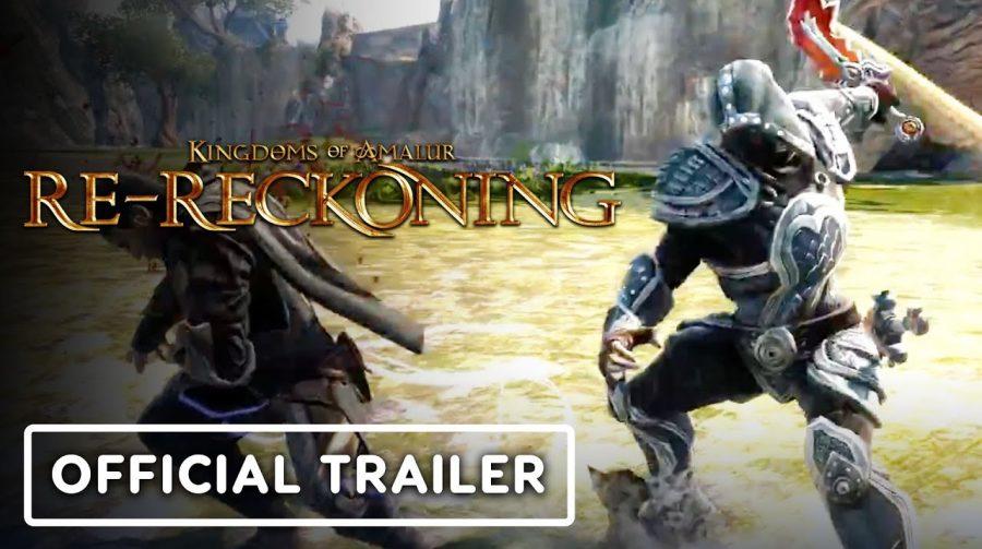 Veja o primeiro gameplay de Kingdoms of Amalur: Re-Reckoning