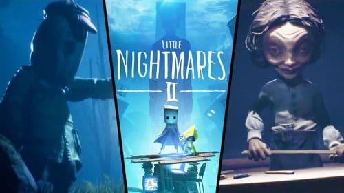 Little Nightmares II: gameplay será revelado amanhã (27)!