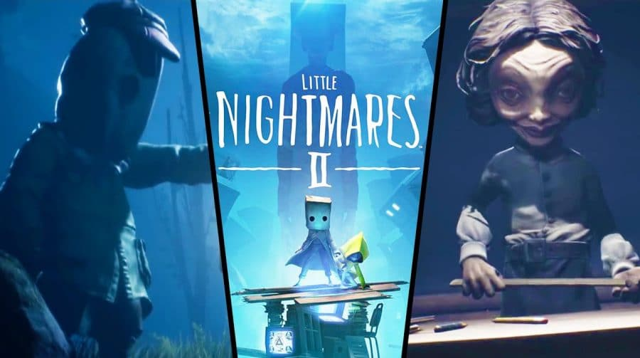 Little Nightmares II: gameplay será revelado amanhã (27)!