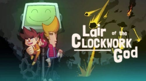 Lair of the Clockwork God, jogo de plataforma, chegará ao PS4