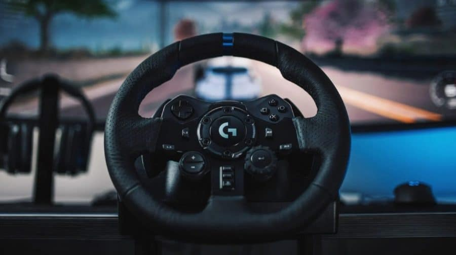 Logitech anuncia G923, volante de
