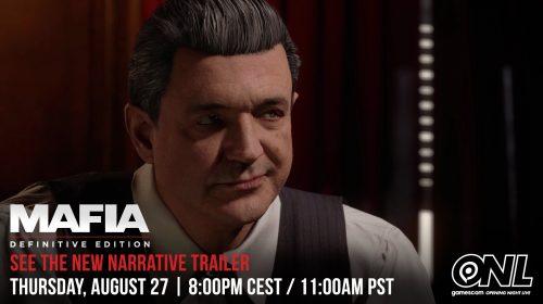 Mais de Mafia: Definitive Edition será mostrado em 27 de agosto