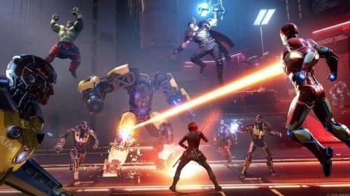 Marvel's Avengers terá Patch Day One de 18 GB