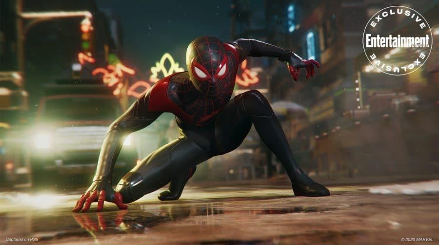 Marvel's Spider-Man Miles Morales: nova imagem mostra estilo do herói