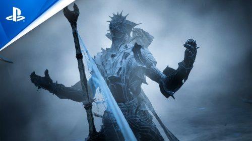 Mortal Shell, jogo soulslike, chegará ao PS4 em 18 de agosto