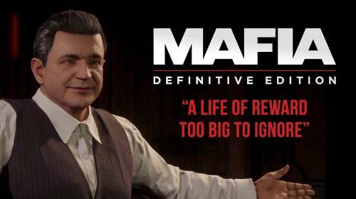 Mafia: Definitive Edition: trailer na Gamescom mostra mais da história