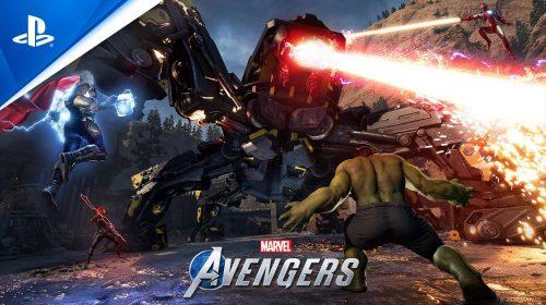 Marvel's Avengers: histórias de novos heróis mostrarão como eles conhecem os Vingadores