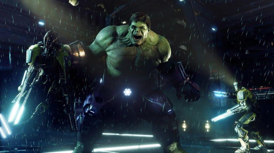 Crystal Dynamics revelará novo herói de Marvel's Avengers na próxima terça-feira (01)
