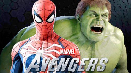 Homem-Aranha de Marvel's Avengers não tem relação com o da Insomniac