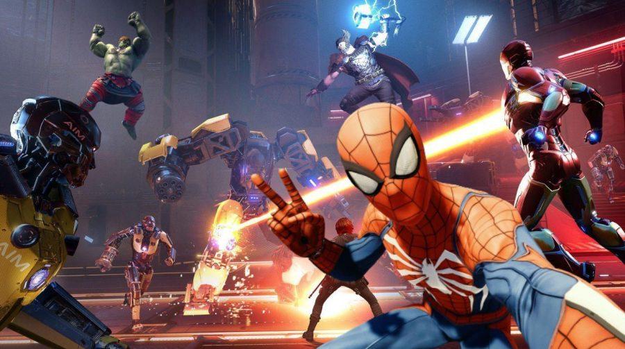 Marvel's Avengers: Spider-Man será o único herói exclusivo do jogo