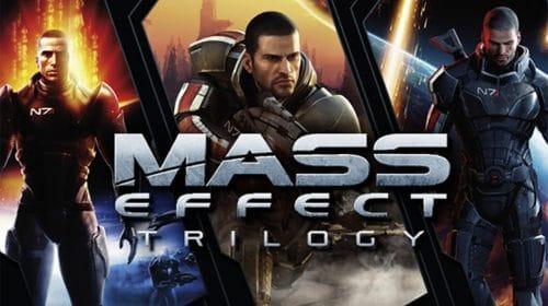 Trilogia remasterizada de Mass Effect aparece em pré-venda no Reino Unido