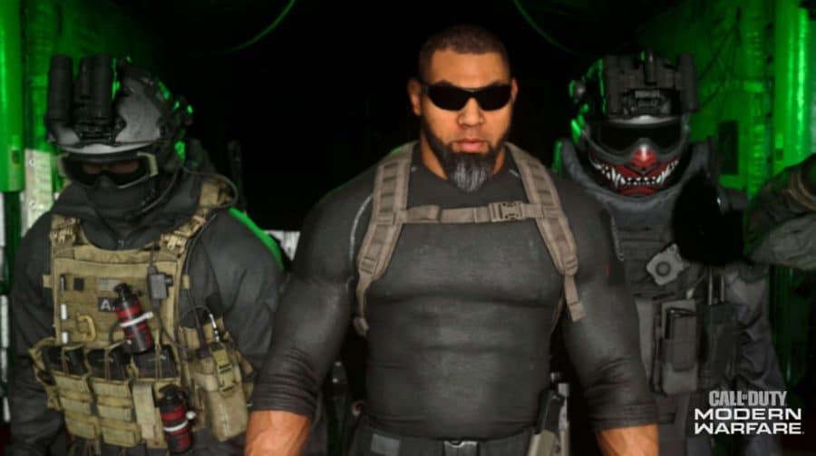Prepare o HD: update da 5ª temporada de Modern Warfare será de 36 GB