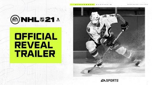 NHL 21: trailer de anúncio destaca astro russo Alexander Ovechkin