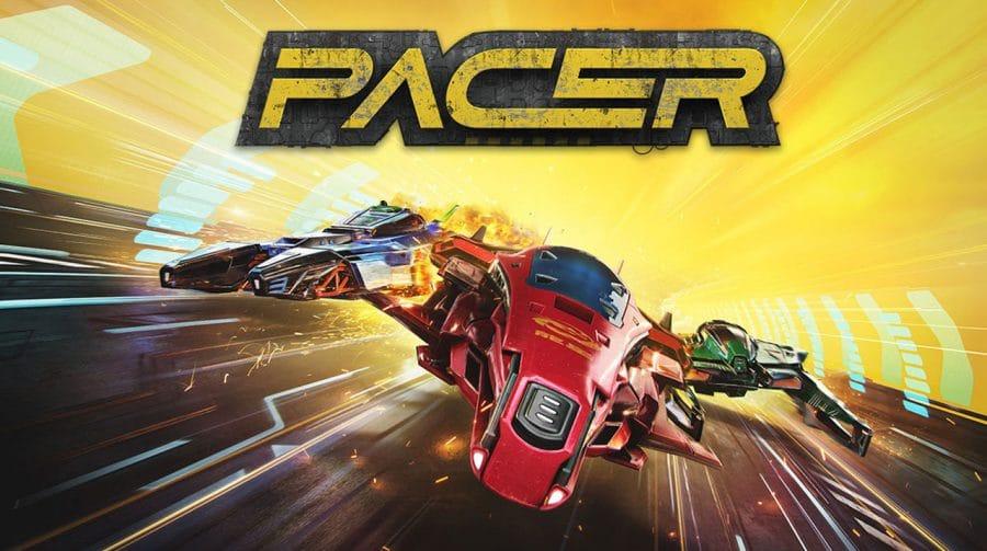 PACER, jogo inspirado em WipEout, chegará em setembro ao PS4