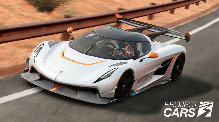 Novo trailer de Project CARS 3 mostra carros potentes e belo visual