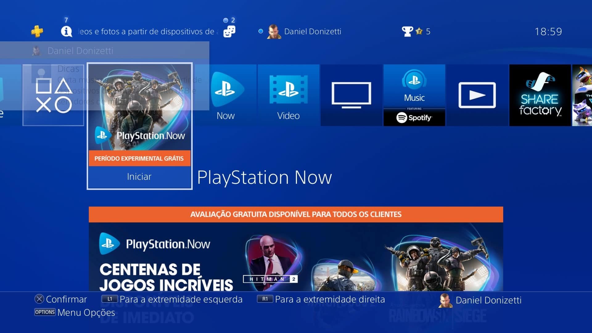 PS Now no BRASIL