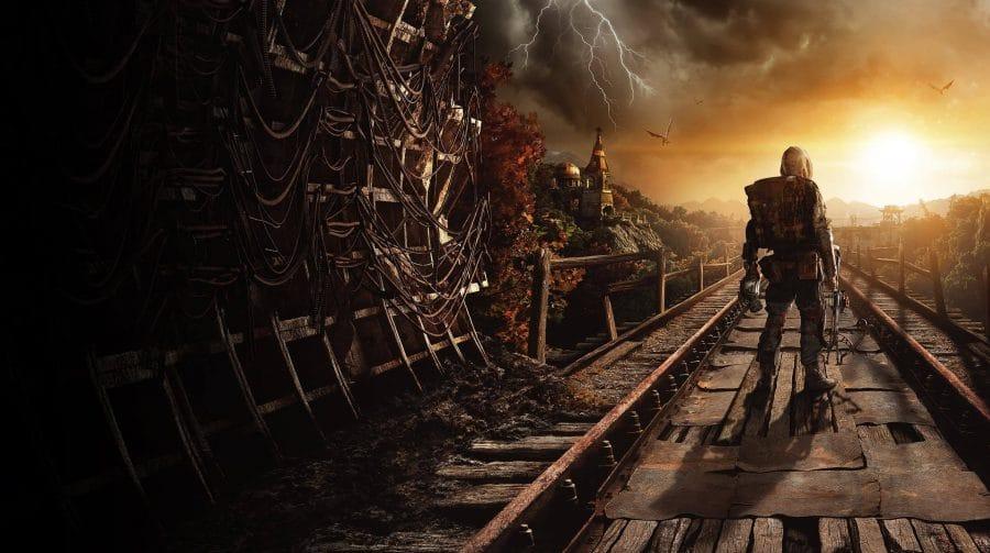 Empolgou! Estúdio de Metro se mostra entusiasmado com ray-tracing do PS5