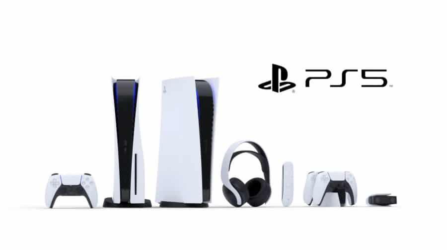 PS5 no Brasil: página em PT-BR destaca características do console
