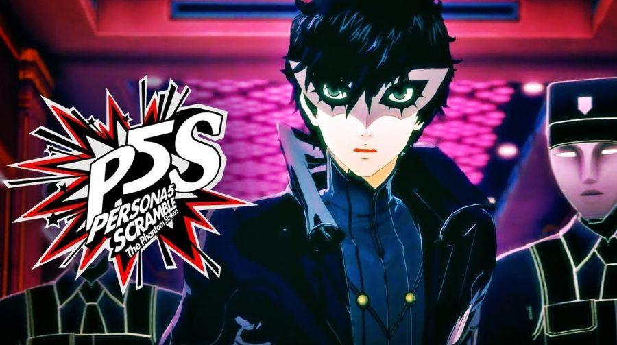 Koei Tecmo confirma lançamento de Persona 5 Scramble no ocidente