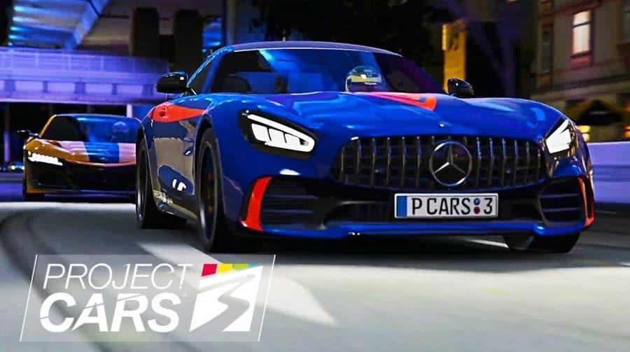 Project CARS 3 não terá crossplay, diz Slightly Mad Studios