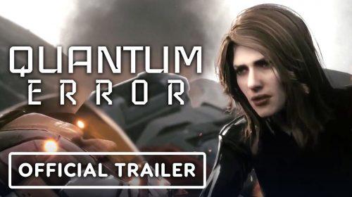 Veja: primeiro gameplay de Quantum Error, jogo de terror para PS5