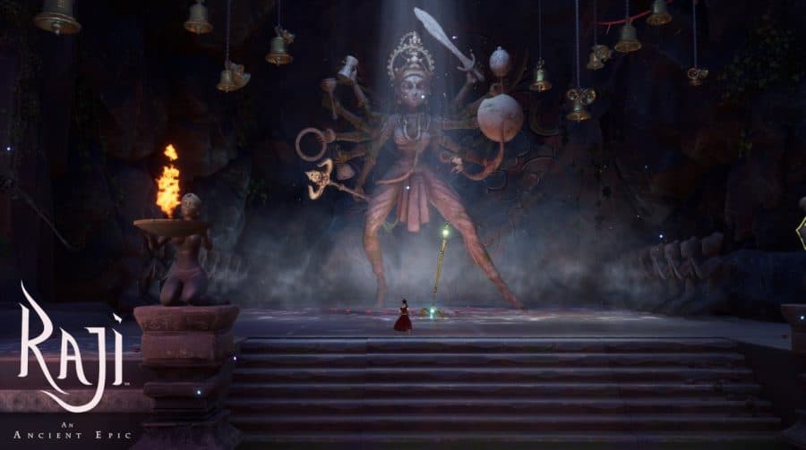 Indie de sucesso, Raji: An Ancient Epic vai chegar ao PS4