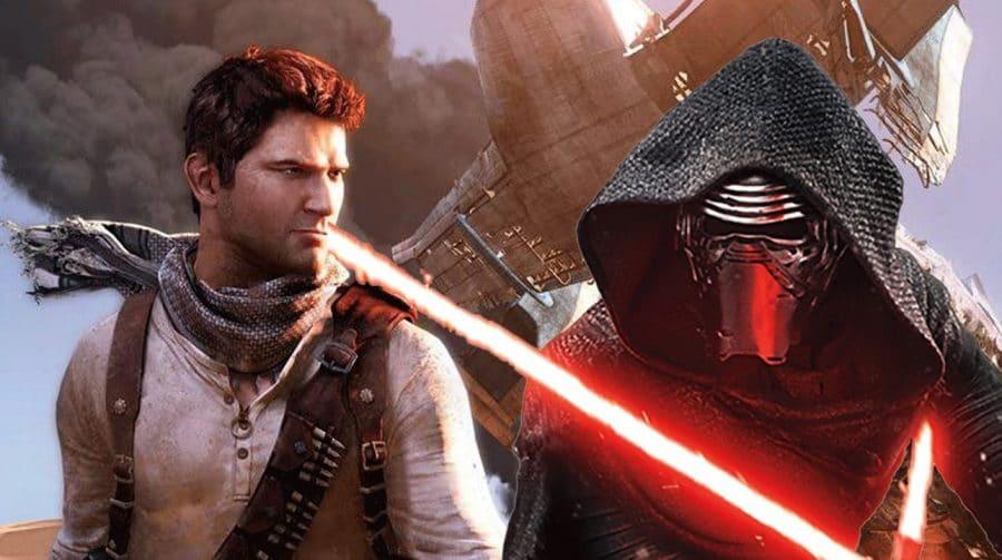 Jogo do Star Wars cancelado seria parecido com Uncharted