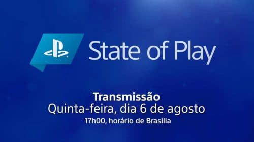 🔴 [AO VIVO] STATE OF PLAY: as novidades do PS4, PSVR e PS5!