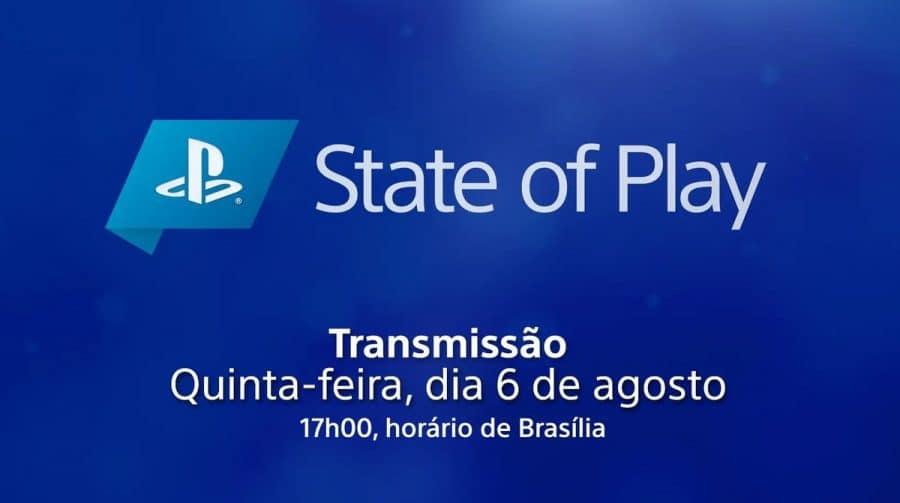 🔴 [AO VIVO] STATE OF PLAY: as novidades do PS4, PSVR e PS5!