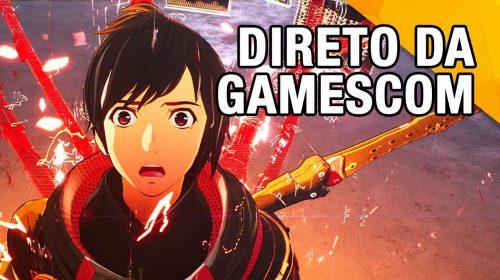 Novo trailer de Scarlet Nexus destaca habilidades, gameplay e mais