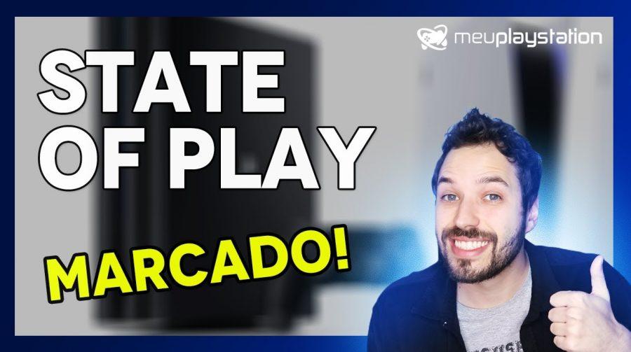 Novo STATE OF PLAY na quinta-feira com NOVIDADES sobre jogos de PS4, PSVR e PS5!
