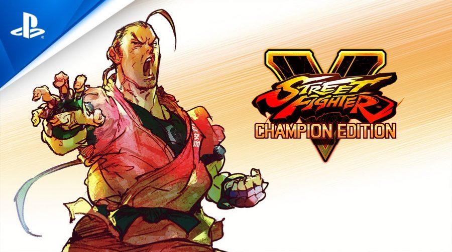Capcom revela quatro lutadores novos para Street Fighter V
