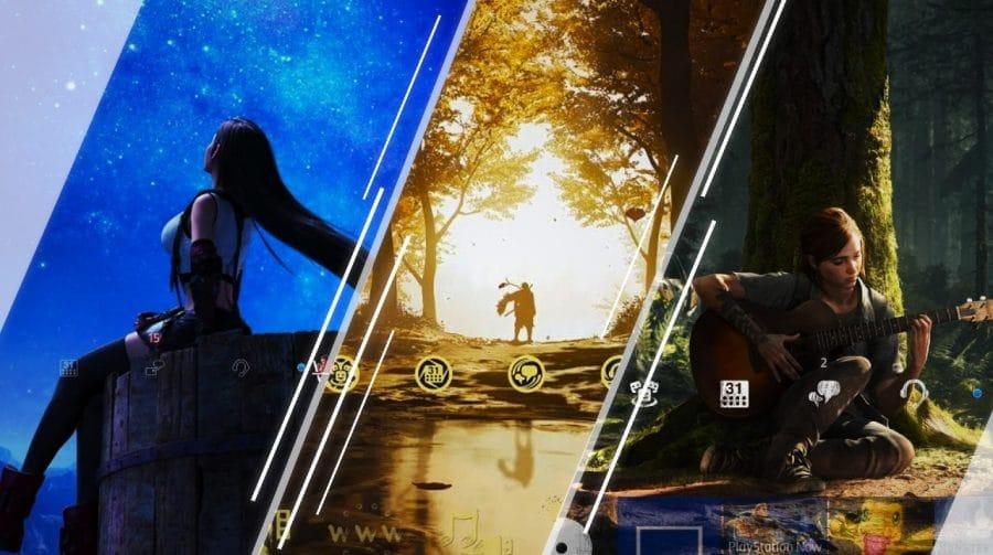 10 lindos temas para você deixar seu PS4 mais estiloso