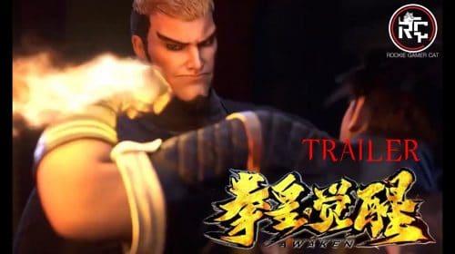 Filme de The King of Fighters recebe primeiro trailer