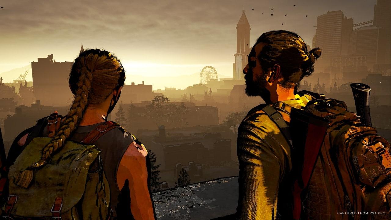 The Last of Us 2 Modo de Renderizacao
