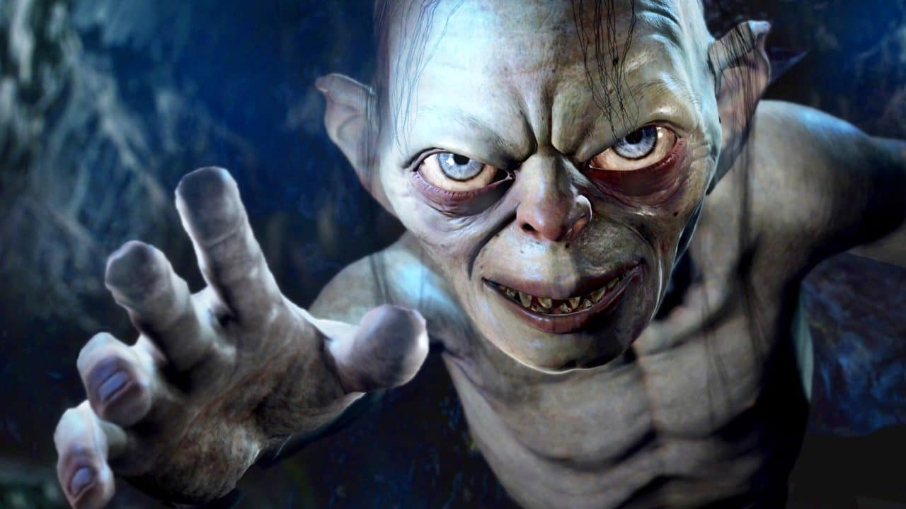Sméagol, de The Lord of the Rings: Gollum