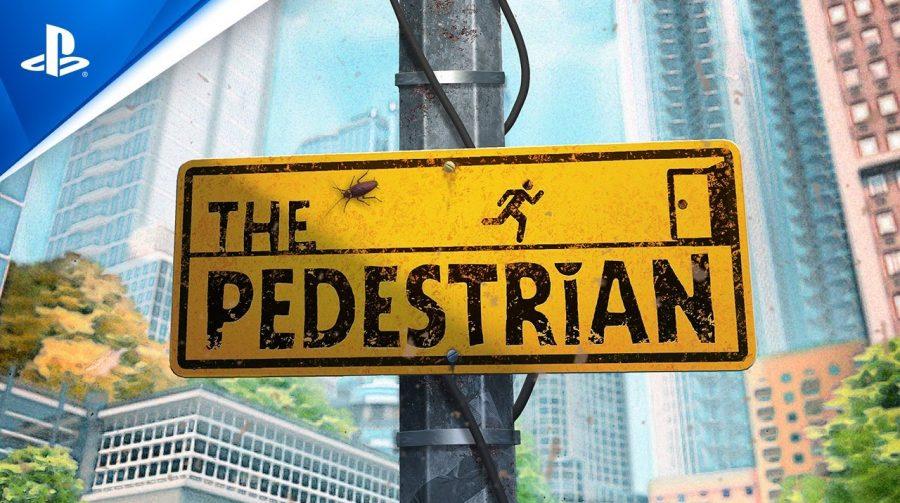 The Pedestrian promete puzzles e engenhosidade no PlayStation 4