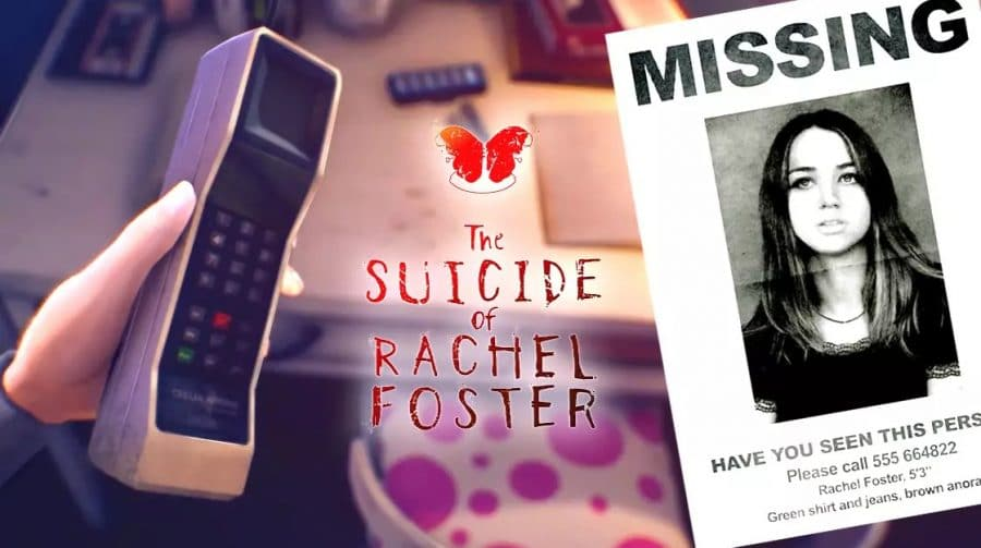 The Suicide of Rachel Foster chega ainda em agosto ao PS4