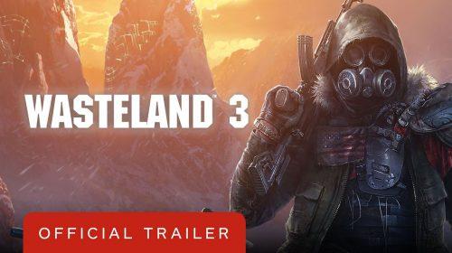 Wasteland 3: novo trailer destaca o modo cooperativo