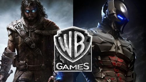 Divisão de games da Warner parece não estar à venda