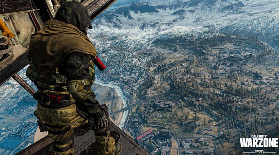 DLC de Call of Duty: Warzone está gratuito para membros PS Plus