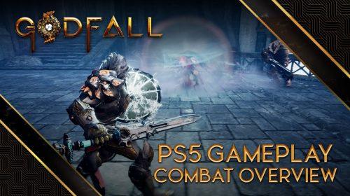 Godfall: trailer de 9 minutos destrincha vários detalhes de gameplay