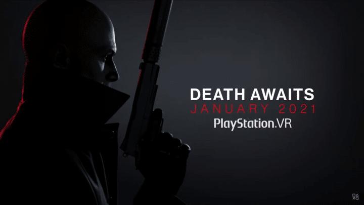 Trilogia de Hitman terá versão de PSVR em janeiro de 2021
