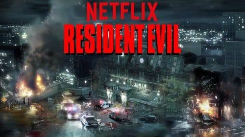 Oficial: Netflix anuncia série inspirada em Resident Evil