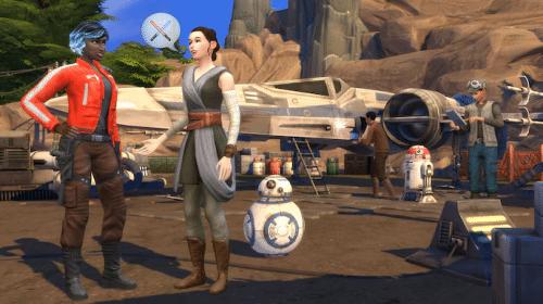 The Sims terá DLC de Star Wars chamado