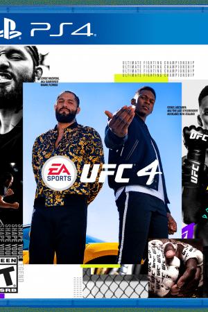 EA Sports UFC 4: vale a pena?