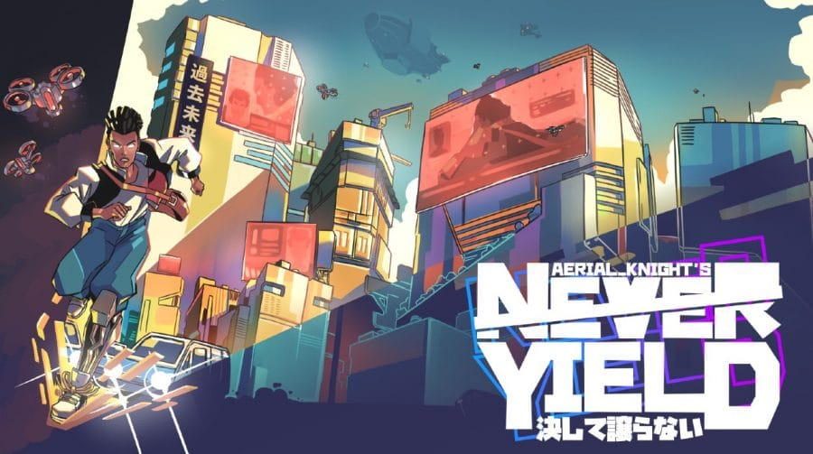 Aerial_Knight's Never Yield, um side-scroller 3D, é anunciado para PS5