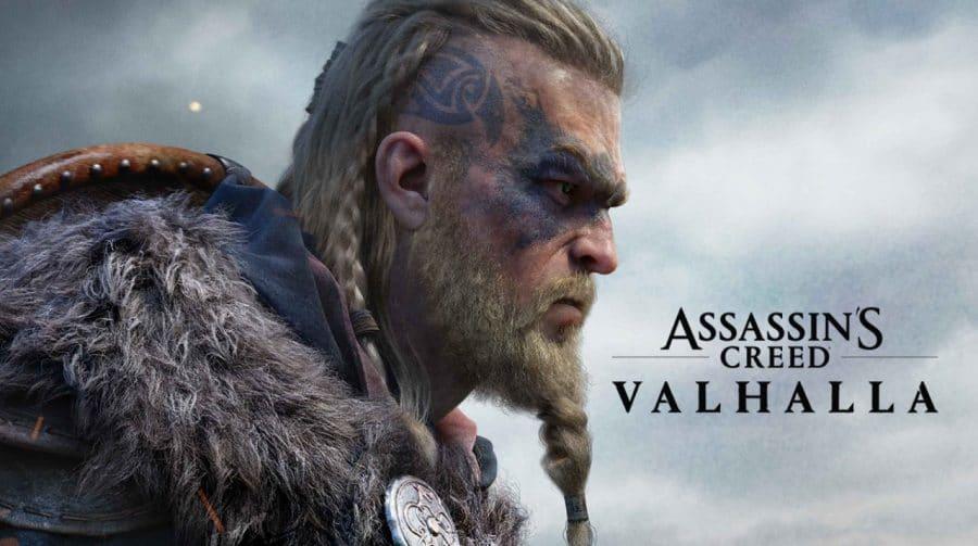 Assassin's Creed Valhalla terá alucinógenos e decapitações, diz ESRB