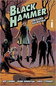 HQ Black Hammer