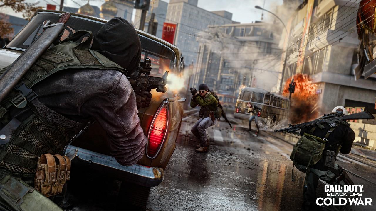 Multiplayer de Black Ops Cold War